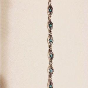 """Jewelry - Sterling silver bracelet - approx 7"""""""